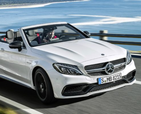Mercedes-C63-S-AMG