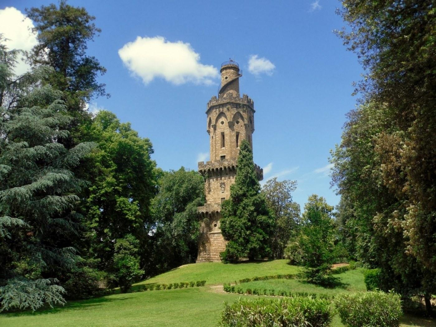 Torrigiani tower